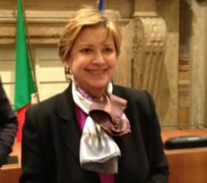 linda lanzillotta vicepresidente del senato
