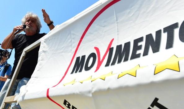 nel 2015 vince il M5s