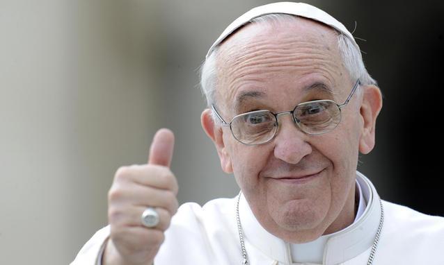 papa francesco bertinotti