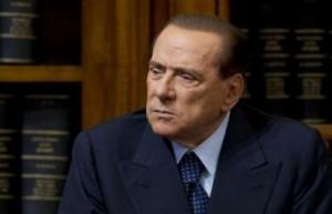 casini su Berlusconi