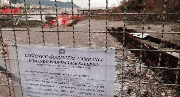 Viceministro De Luca indagato, sequestrato cantiere a Salerno