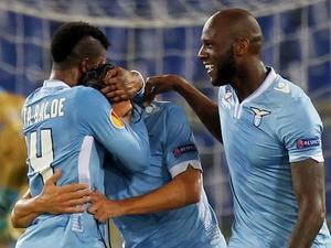 La Lazio risorge in Europa League