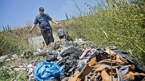 terra dei fuochi schiavone rifiuti tossici smaltiti