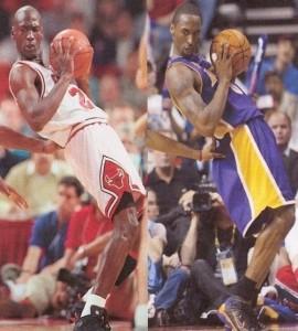 Kobe come Jordan?