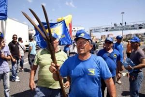 SCIOPERO FORCONI: DA DOMANI NOTTE PROTESTA SU STRADE ITALIANE