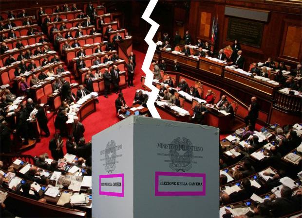 Cosa resta dopo la decisione sul Porcellum: il proporzionale sbarrato e la politica a pezzi italicum