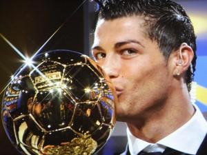 Cristiano Ronaldo ha vinto il Pallone d'Oro nel 2008