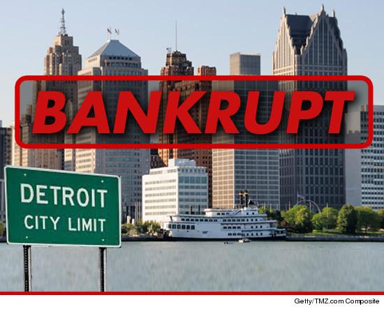 Stati uniti in bancarotta