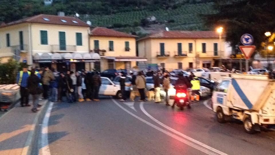 Forconi alle frontiere, problemi a Ventimiglia