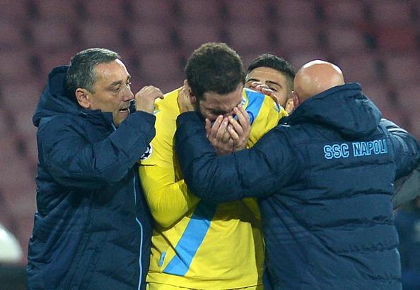 Il Napoli esce dalla Champions a testa altissima