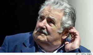 JosèMujica, Presidente dell'Uruguay
