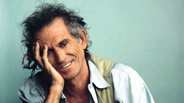 Keith Richards, 70 anni di eccessi e successi