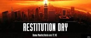 Restitution Day, presentato il microcredito del M5S
