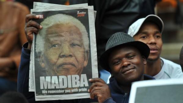 Mandela, l'addio a Madiba allo stadio di Soweto