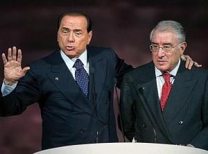 Berlusconi e Dell'Utri