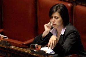 Chiara Braga, responsabile ambiente del Pd
