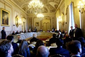 Napolitano sgrida Boldrini e Grasso: �Subito elezione giudici Consulta e Csm�