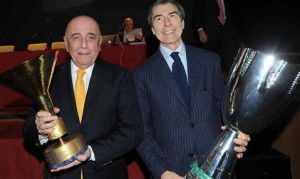 Galliani e Braida