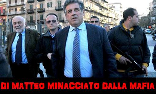 """Il M5S a difesa del pm Di Matteo """"Non vogliamo altri martiri"""""""