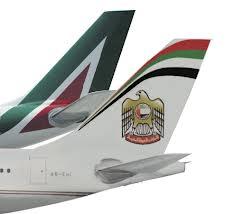 Alitalia, Arabi guardano con interesse a compagnia di bandiera