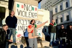 Forconi a Roma, partecipa anche Casapound e Forza Nuova