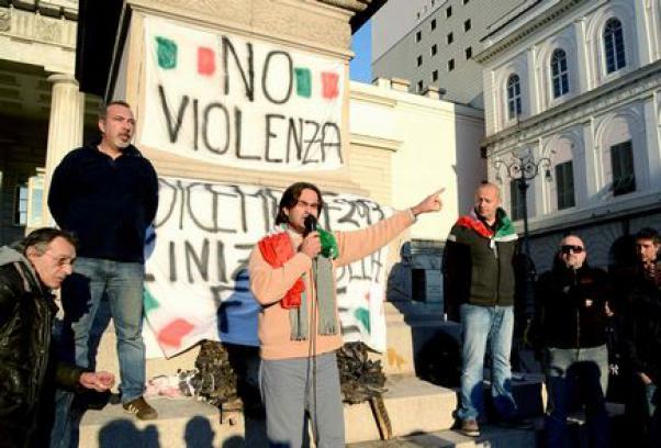 Forconi a Roma, partecipabo anche Casapound e Forza Nuova