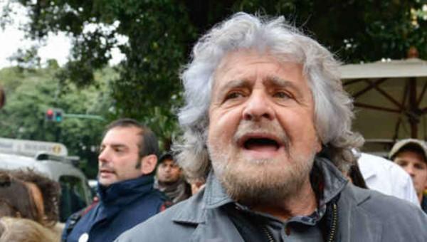 Grillo grida al Colpo di Stato
