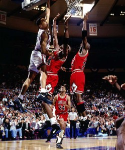 """The dunk""-1993"