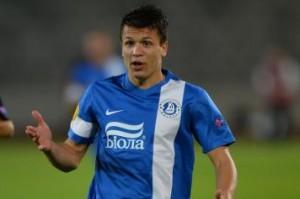 L'ala sinistra Konoplyanka ha segnato il gol del vantaggio iniziale per il Dnipro.