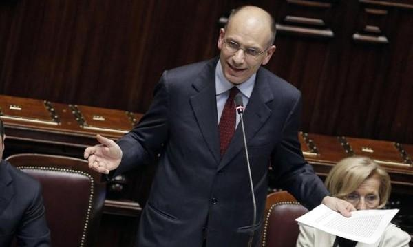 Governo, Letta riparte dalla Fiducia per nuovo inizio