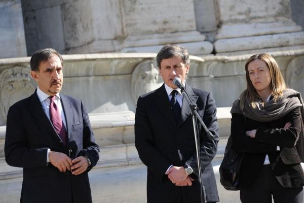 Elezioni europee, Fratelli d'Italia potra utilizzare simbolo An
