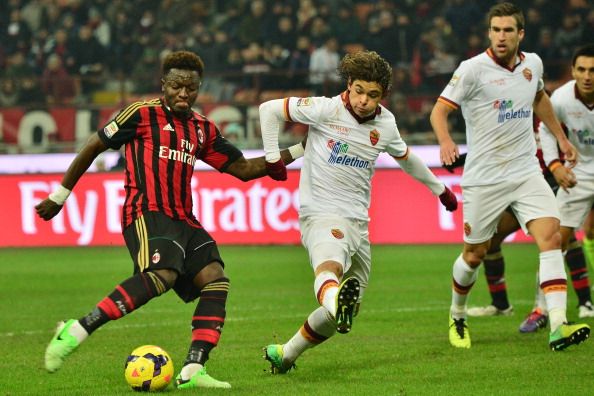 Muntari salva il Milan