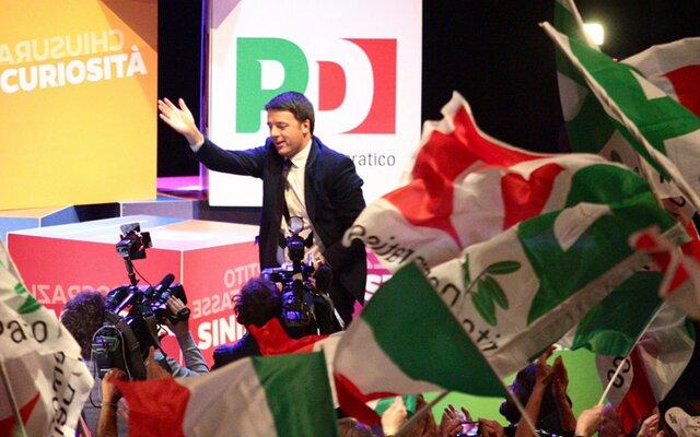 PrimariePd, primo giorno della segreteria Renzi
