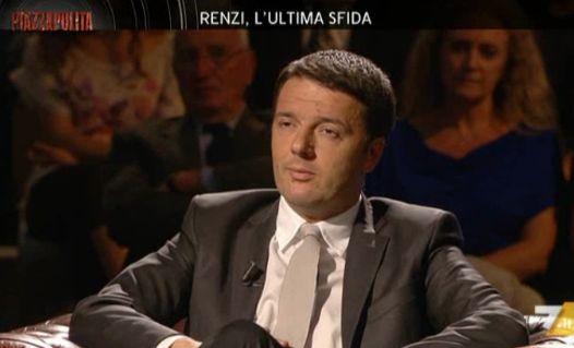 Renzi a Letta, tre condizioni per sostenere Letta