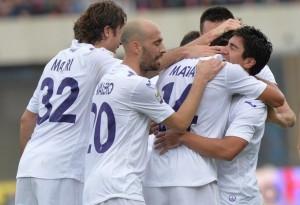 Fiorentina quarta