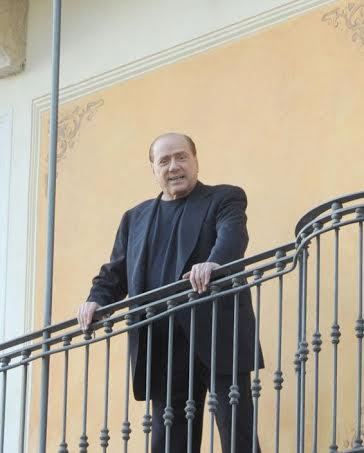 Berlusconi Gardone ventennale di forza italia