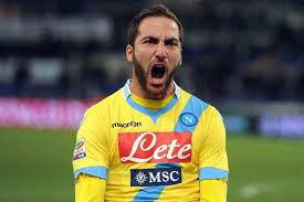 Il Napoli dovrà rinunciare allo squalificato Higuain
