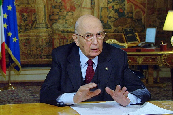 napolitano movimento 5 stelle presentato impeachment On presidente movimento 5 stelle