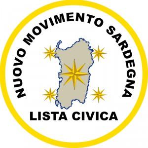 Nuovo movimento sardegna simbolo con cinque stelle
