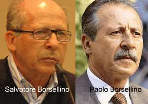 Strano furto a casa di Salvatore Borsellino fratello di paolo