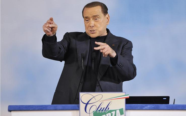 Berlusconi Con premio al 15% puntiamo a maggioranza parlamentare