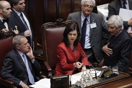 governo renzi, boldrini smentisce ipotesi ministero