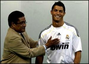 Eusebio e Cristiano Ronaldo