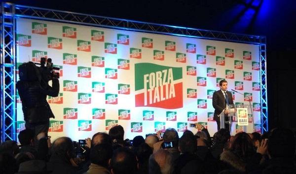 Raffaele Fitto Toti non e il capo di Forza Italia