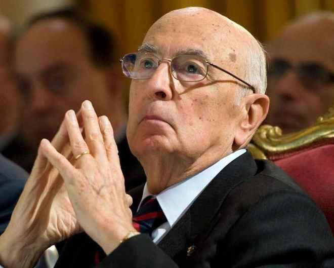 Legge elettorale, discussione alla Camera Napolitano