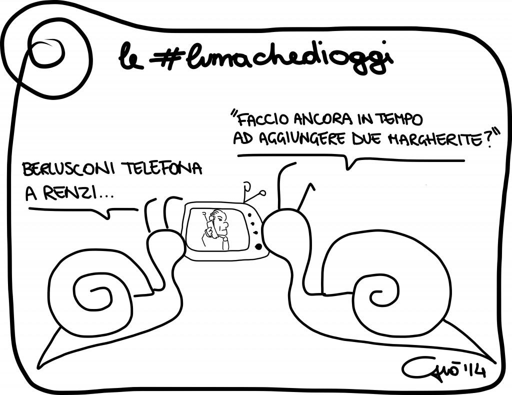 #lumachedioggi di Giovanni Laccetti del 29.1.2014