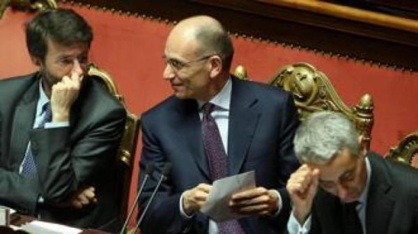 quagliariello e franceschini sulla legge elettorale