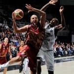basket serie A, Andrè Smith, trascinatore di Venezia