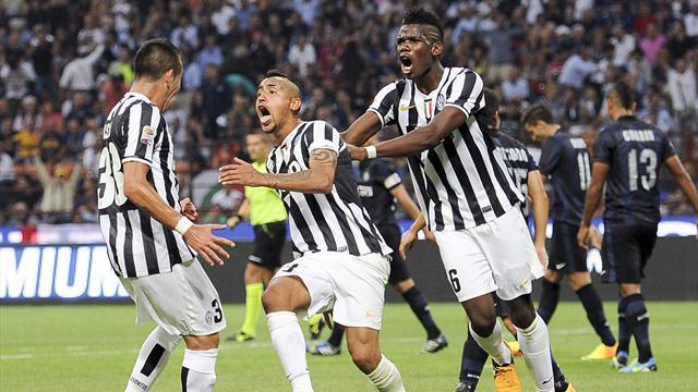 Alla Juventus il derby d'Italia. Inter, è crisi