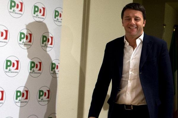 Direzione Pd diretta Renzi-Letta